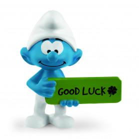 Schleich 20829 Good luck Smurf