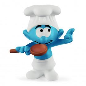 Schleich 20831 Chef Smurf