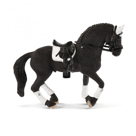 Schleich 42457 Frisian stallion tournament
