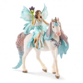 Schleich 70569 Fairy Eyela with princess unicorn