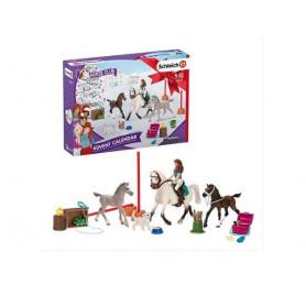 Schleich 98270 Advent Calendar Horseclub 2021