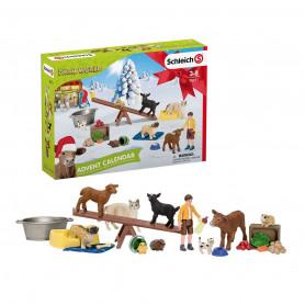 Schleich 98271 Advent Calendar Farm World 2021