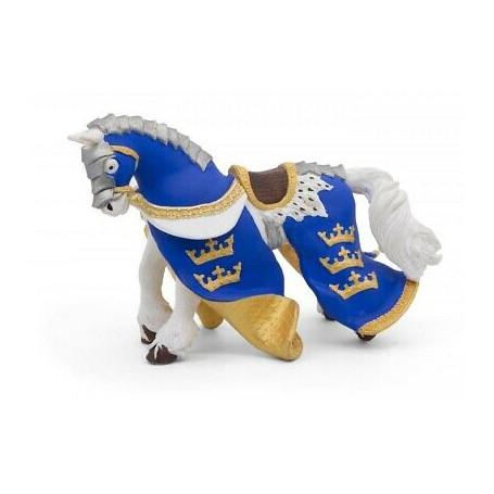 Papo 39952 Blue King Arthur Horse