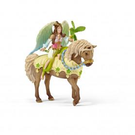 Schleich 70504 Surah in festive clothes, riding
