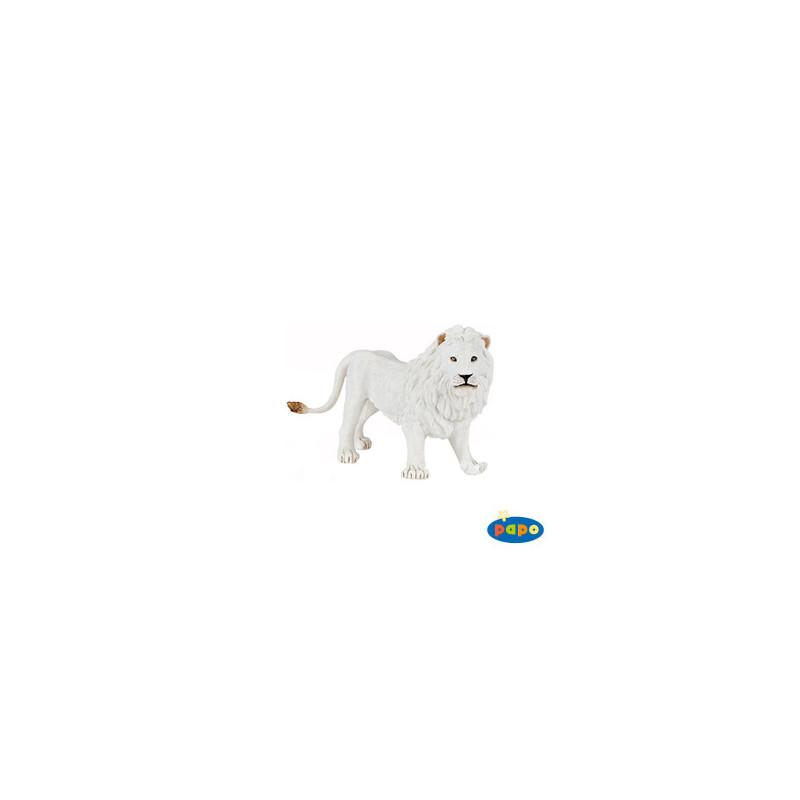 Papo 50074 White lion