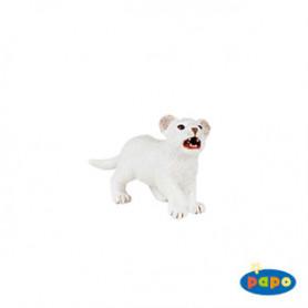 Papo 50076 White lion cub