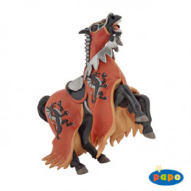 Papo 38917 Demon of darkness horse
