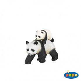Papo 50071 Panda et son bébé