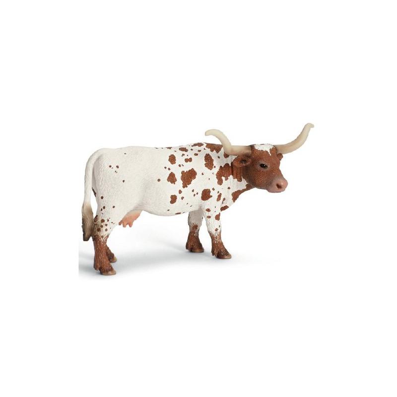 Schleich 13685 Texas Longhorn cow