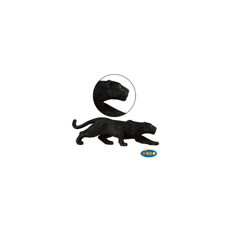 Papo 50026 Zwarte panter