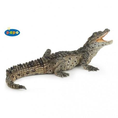Papo 50137 Krokodillen Jong