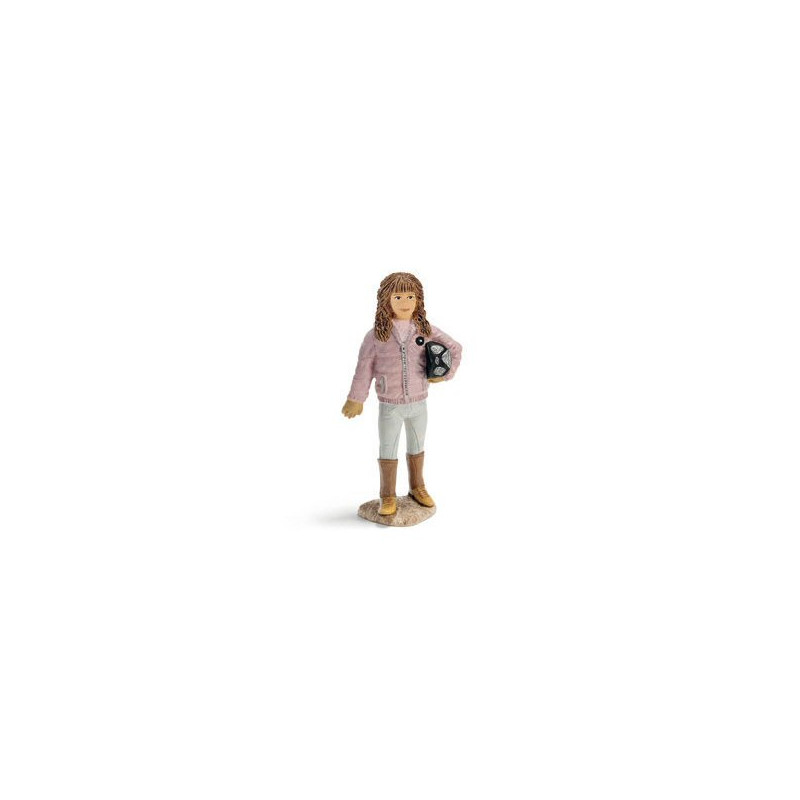 Schleich 13456 Rider with Pink Jacket