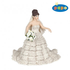 Papo 38819 White bride lace