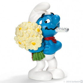 Schleich 20752 Get Well Soon Smurf