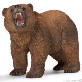 Schleich 14685 Grizzly beer mannelijk