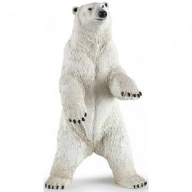 Papo 50172 Standing polar bear