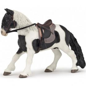 Papo 51117 Pony mit Sattel