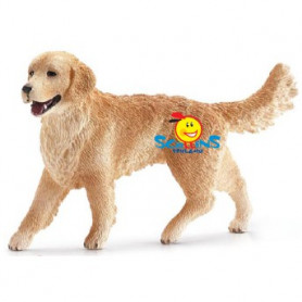 Schleich 16395 Golden Retriever Female