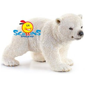 Schleich 14708 Polar Bear Cub Walking