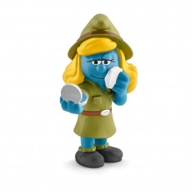 Schleich 20776 Safari jungle Smurfette
