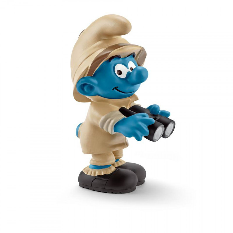 Schleich 20781 Natuur Observeerder Smurf
