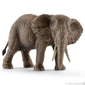 Schleich 14761 African Elephant Female