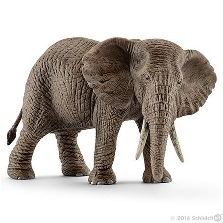 Schleich 14761 Afrikaanse olifant vrouw