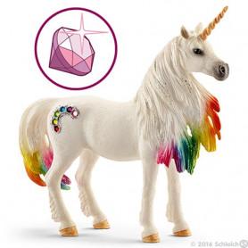 Schleich 70524 Rainbow Unicorn Mare