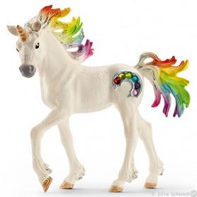 Schleich 70525 Rainbow unicorn, foal