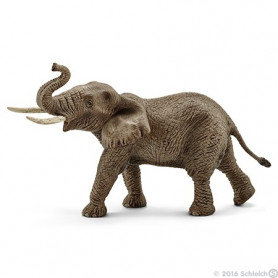Schleich 14762 African elephant, male