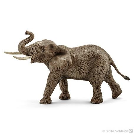 Schleich 14762 Afrikaanse Olifant man
