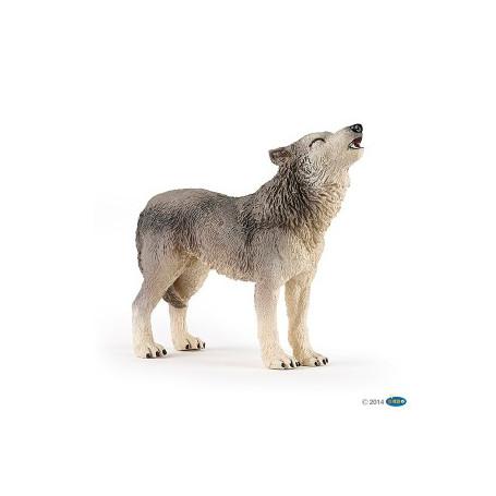 Papo 50171 Huilende wolf