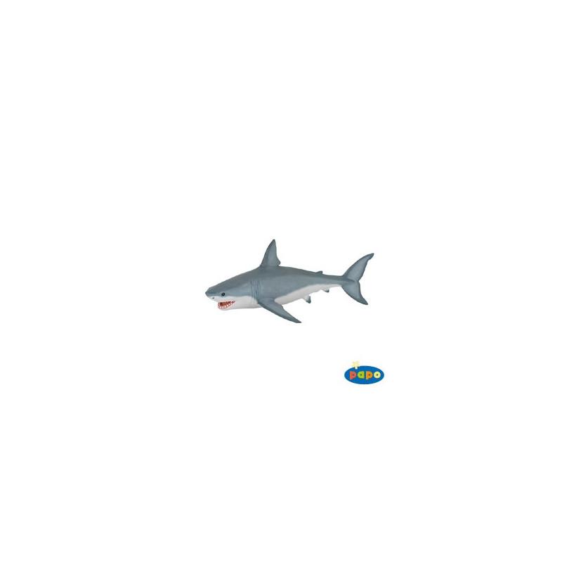 Papo 56002 Witte haai