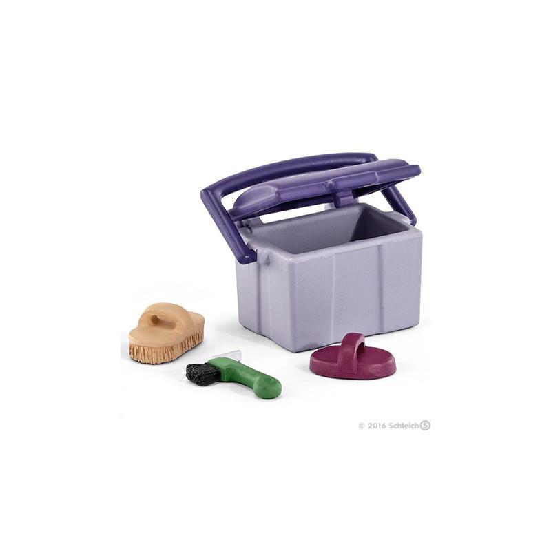 Schleich 42283 Grooming kit