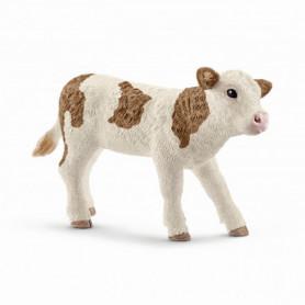 Schleich 13802 Simmental Calf