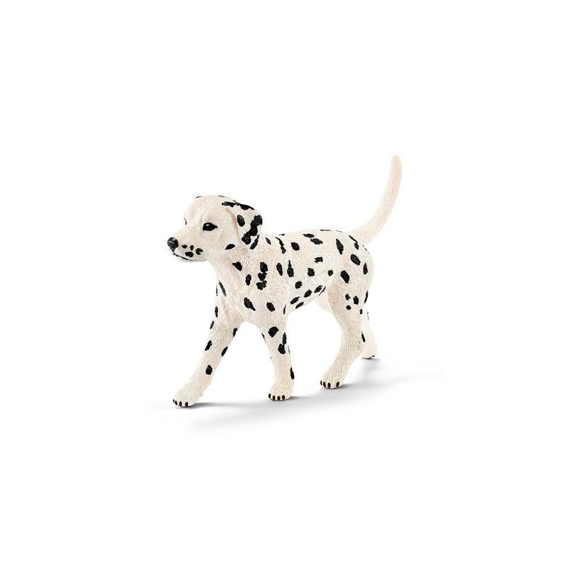 Schleich16838 Dalmatier Reu