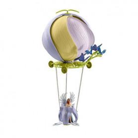 Schleich 41443 Ballon Magique, Forme de Fleur