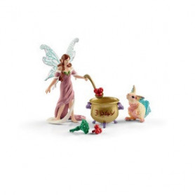 Schleich 41453 Safenja with Star Companion