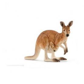Schleich 14756 Känguru
