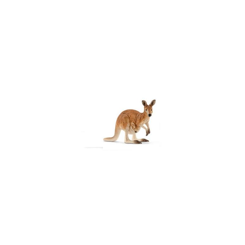 Schleich 14756 Kangoeroe