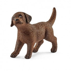 Schleich 13835 Labrador Retriever puppy