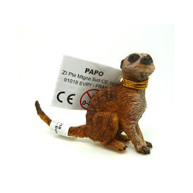 Papo 50207 Sitting meerkat
