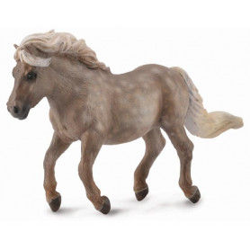 Collecta 88606 Shetland Pony Silver Dapple