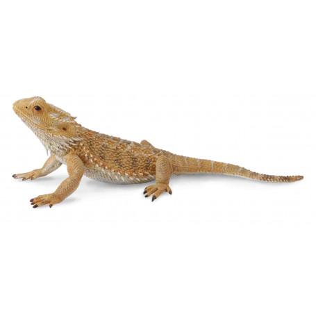 Collecta 88567 Bearded Dragon Lizard