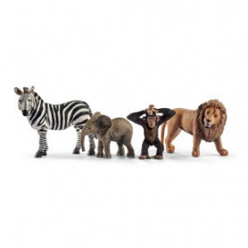 Schleich 42387 Wildlife Start set