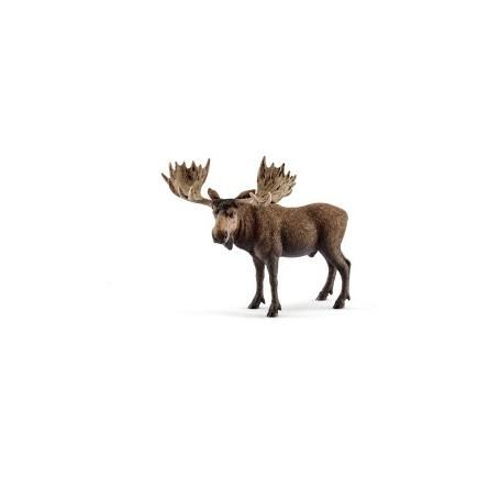 Schleich 14781 Moose Bull