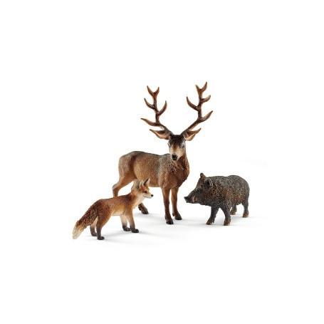 Schleich 41458 Europese Bosdieren