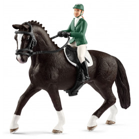 Schleich 42358 Showjumper with horse