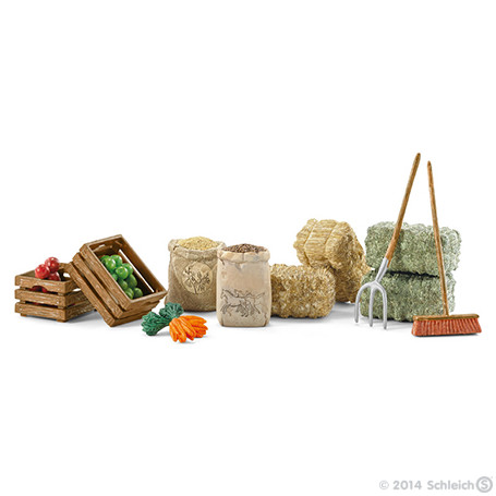 Schleich 42105 Feeding set