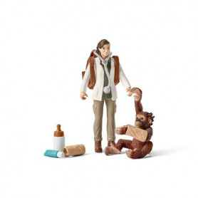 Schleich 42353 Vet at Work
